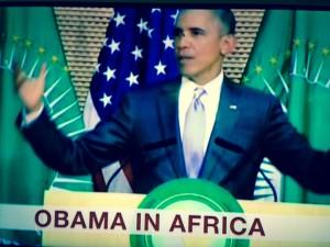 Obama según José Luis Caritg