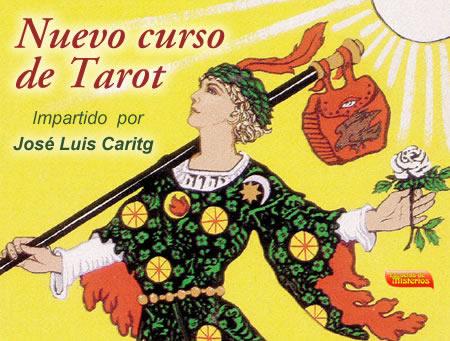Escuelas de Misterios de Barcelona presenta el nuevo curso de tarot impartido por José Luis Caritg