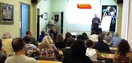 georges lahy en barcelona seminario las puertas de la luz escuelas de misterios cabala jose luis caritg