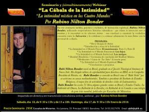 Seminario Cabala de la Intimidad.001