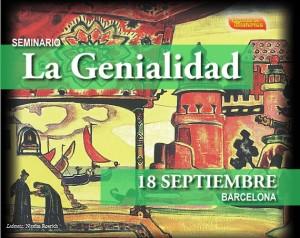Seminario esoterico la gneialidad jose luis caritg escuelas de misterios barcelona
