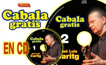 Lecciones de Cabala Gratis en CD